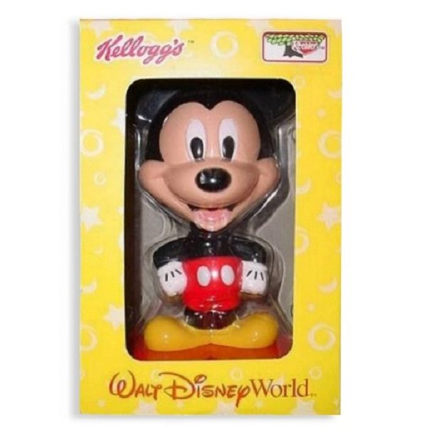 Disney Mickey Mouse Bobblehead in box