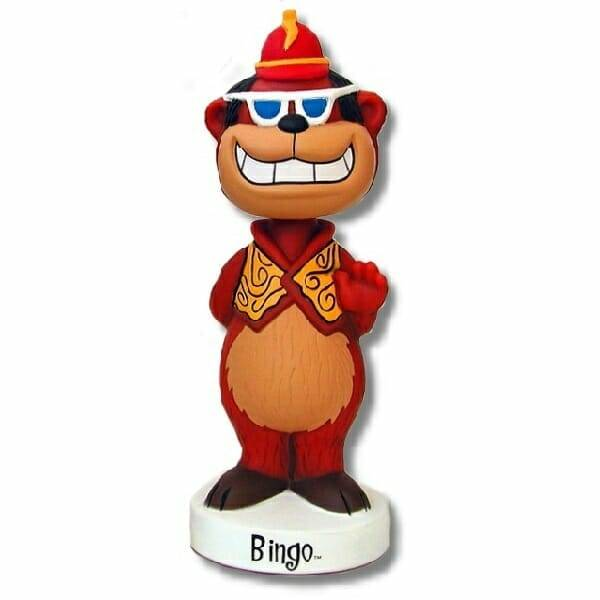 Bingo (Character) - Comic Vine