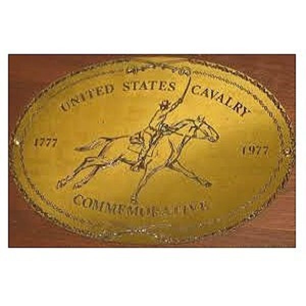 Civil War Revolver Set commemorative plaque