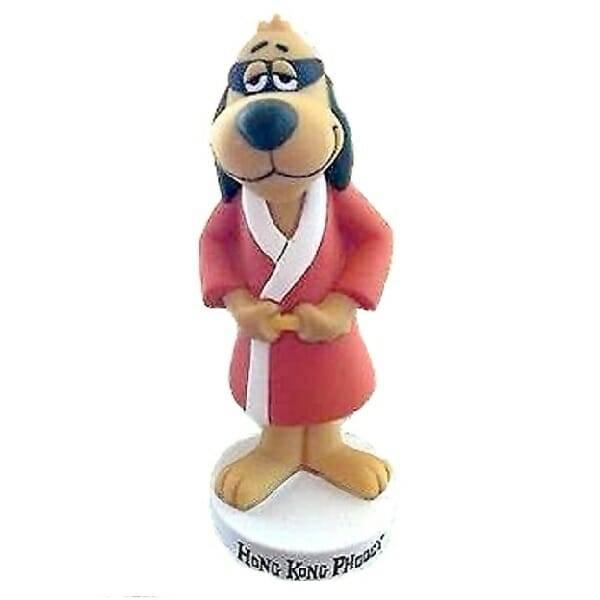 Hong Kong Phooey Bobblehead