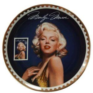 Marilyn Monroe Stamp Plate