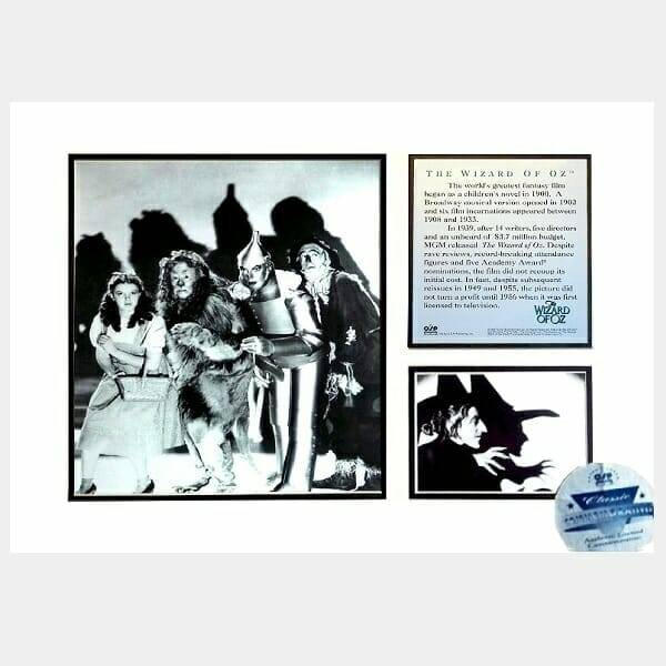 Wizard of Oz Lithograph