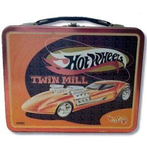 Hot Wheels Twin Mill Lunch Box