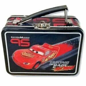McQueen Mini Lunch Box