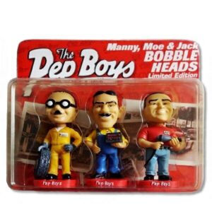Pep Boys Bobbleheads