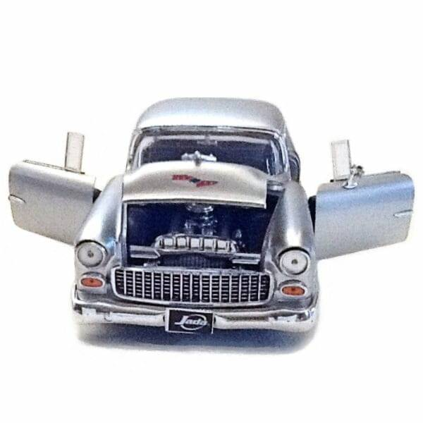 1956 Chevy Bel-Air Model front view