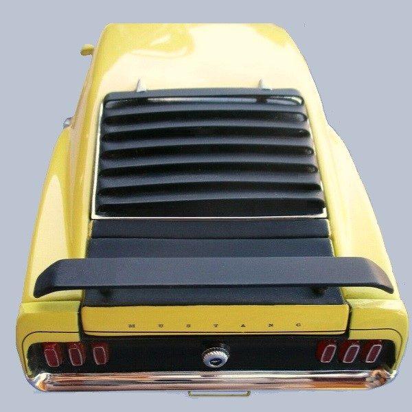 1969 Boss 302 Model back view