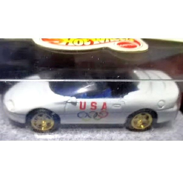 American Victory Hot Wheels Set 1995 Camero Convertable pic 2