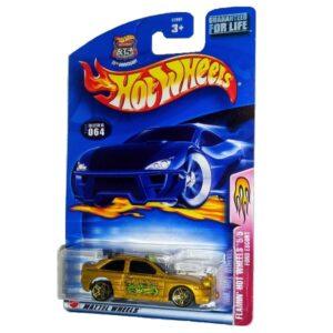 Flamin Ford Escort Hot Wheels