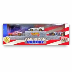 USA Victory Hot Wheels Set