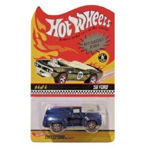 Hot Wheels Redline 56 Ford