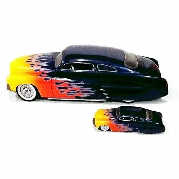 1949 Mercury Hot Rod Set