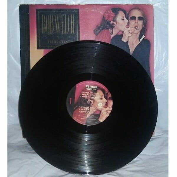 Bob Welch French Kiss Record