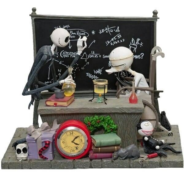 Jack Skellington Desk Clock