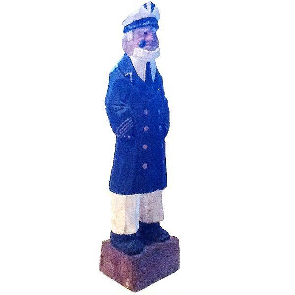 Sailor Captain Figurine side view 1