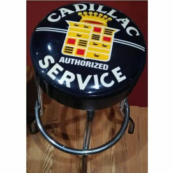 Cadillac Service Barstool pic 2
