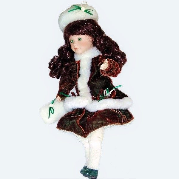 Pretty Holiday Doll pic 2