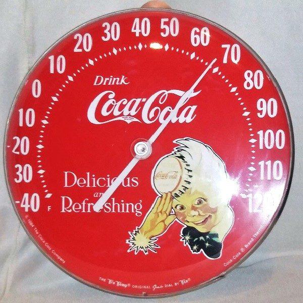 Coca-Cola Sprite Boy Thermometer pic 2