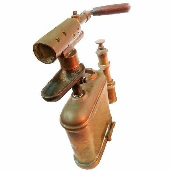 Flat Tank Blowtorch