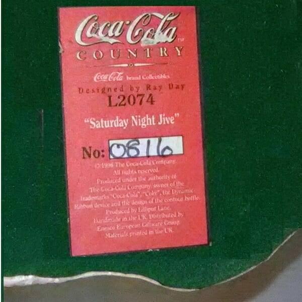 Lilliput Lane Coca-Cola Mill bottom