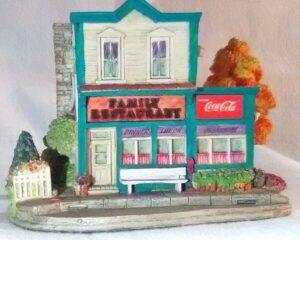 Lilliput Lane Coke Restaurant