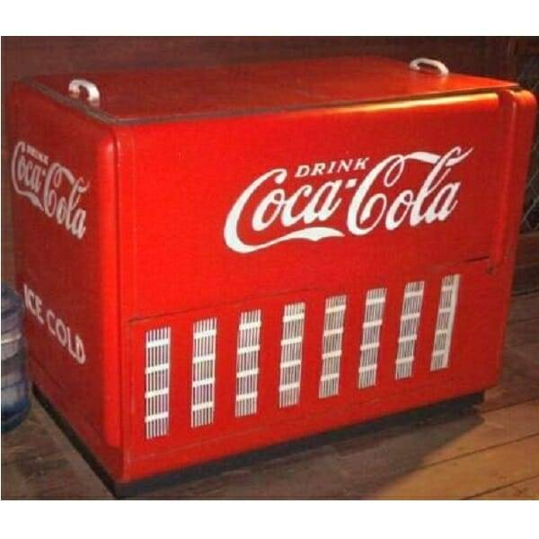 Coca-Cola 1930s Cooler Westinghouse- cooler