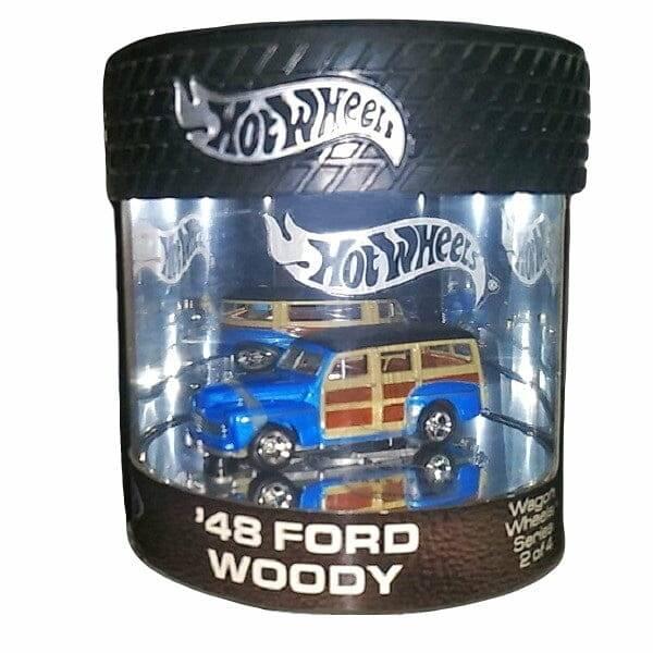 48 Ford Woody Hot Wheels