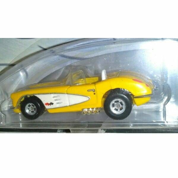 58 Corvette Hot Wheels side view