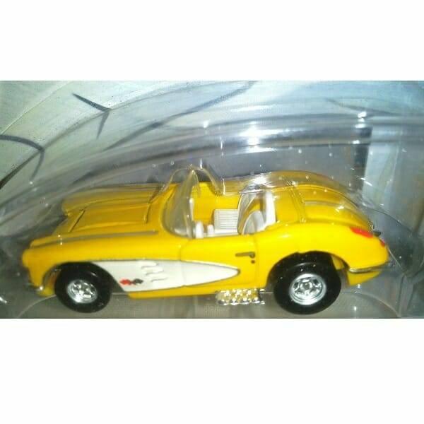 58 Corvette Hot Wheels top view