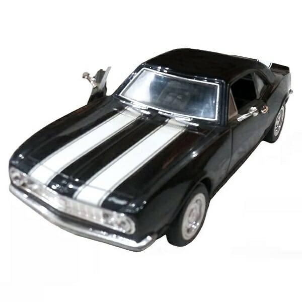 67 Black Camaro Model