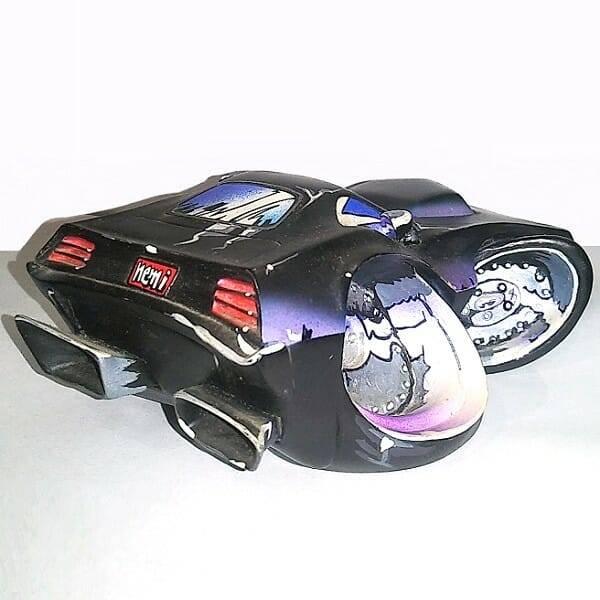 Speed Freaks Barracuda rear side view