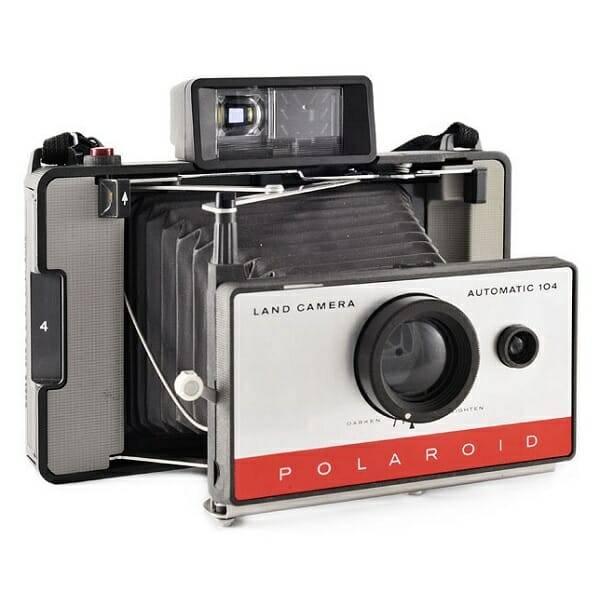 60s Polaroid Camera