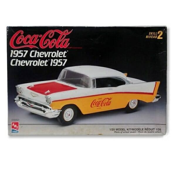 Coke AMT 57 Chevy Kit
