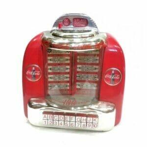 Coke Mini Jukebox