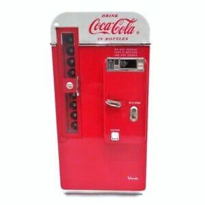 Coke Music Vending Machine