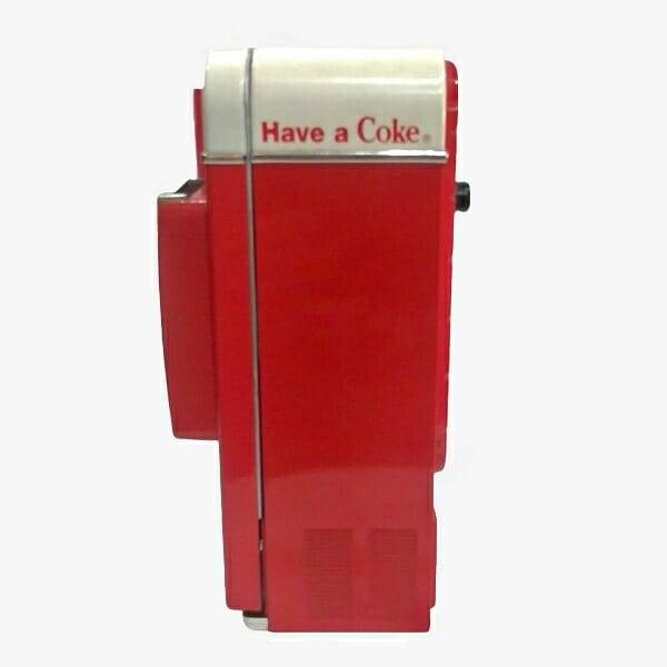Coke Music Vending Machine side 2 view