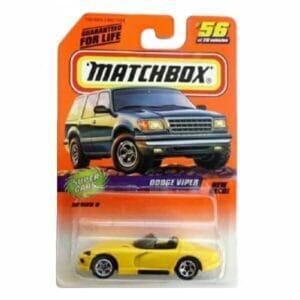 Matchbox Dodge Viper