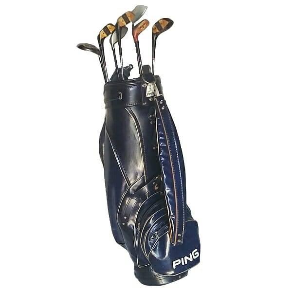 Vintage Ping Golf Bag