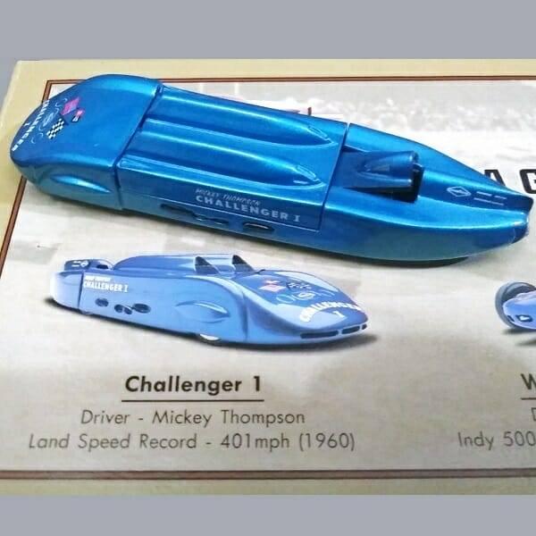 Hot Wheels Vintage Legends Set Challenger 1