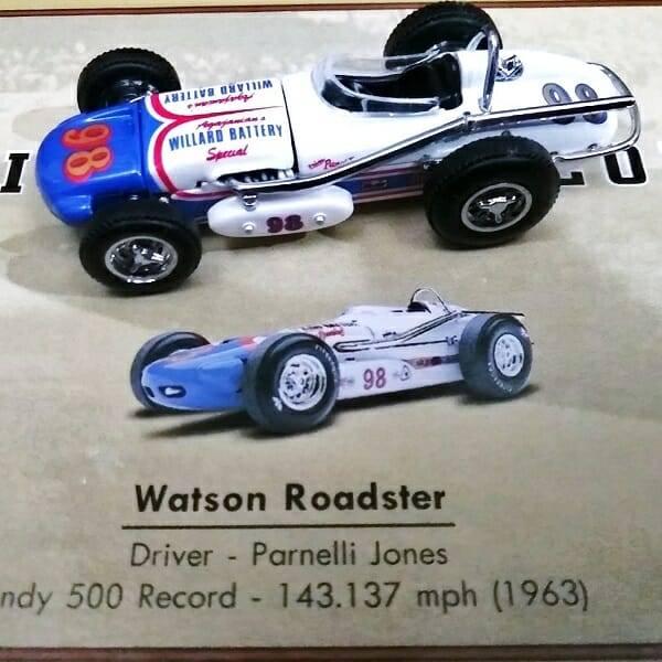 Hot Wheels Vintage Legends Set Watson Roadster