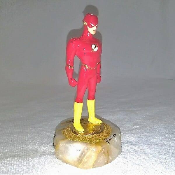 Flash Figurine Edition 2241 side view