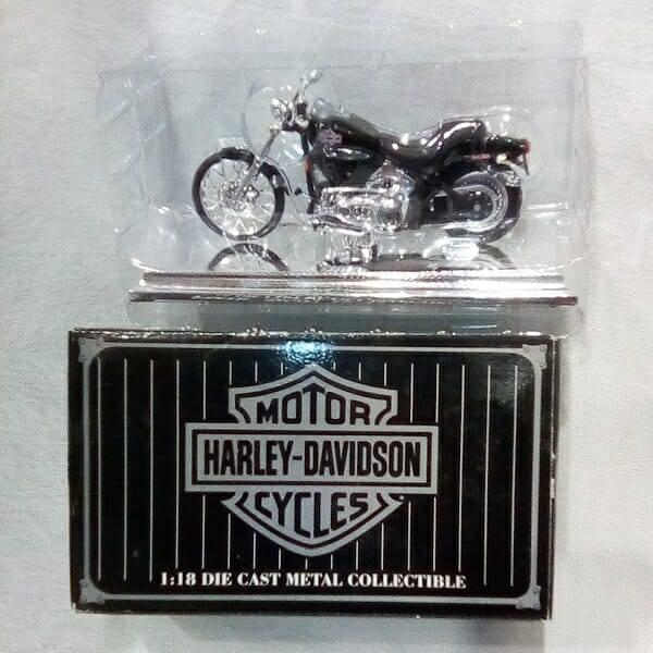 Harley Diecast Motorcycle