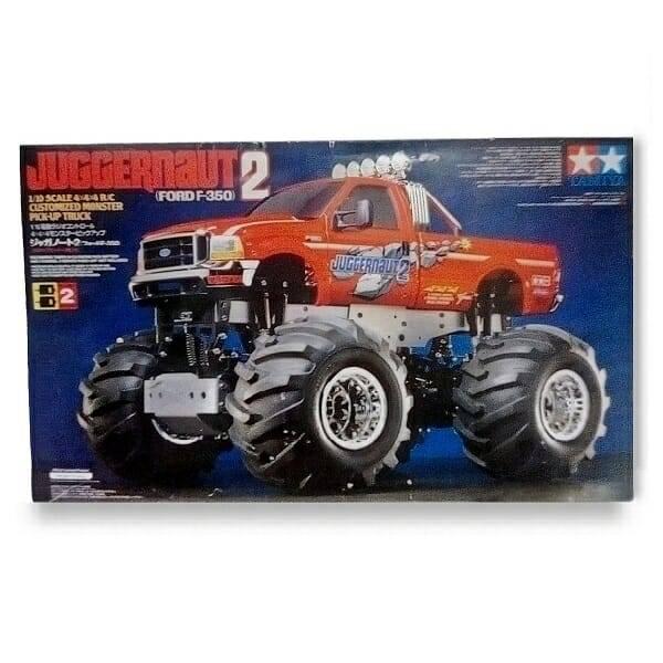 F350 Monster Truck Model Kit
