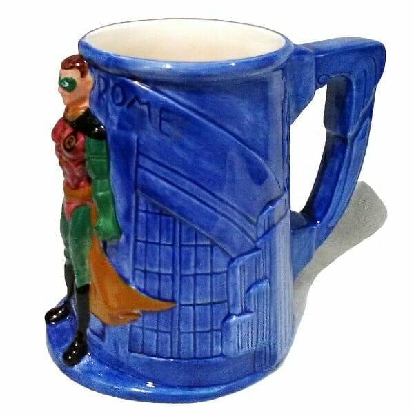 DC Robin Tall Ceramic Mug