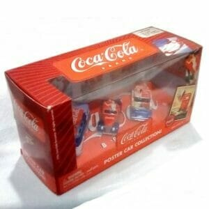 Coke Poster Car Collection