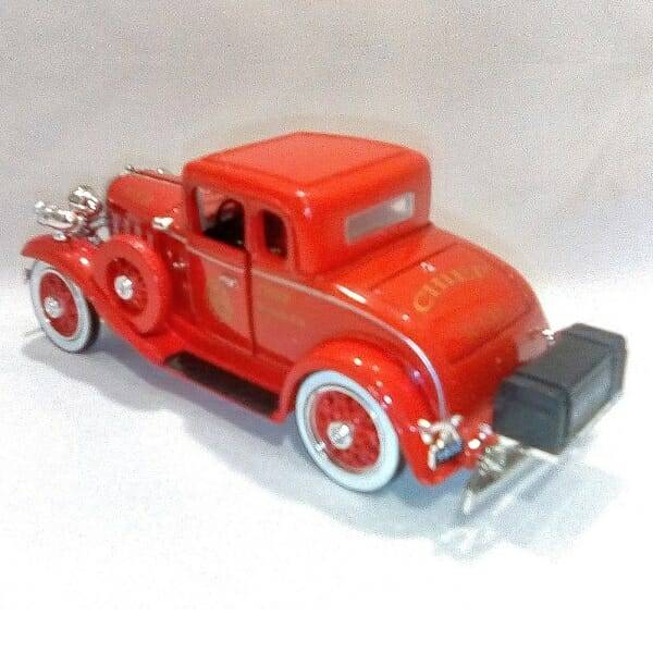 RFD 32 Chevy Roadster Model back view