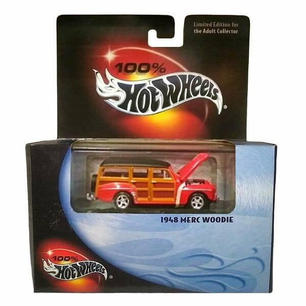 48 Merc Woody Hot Wheels