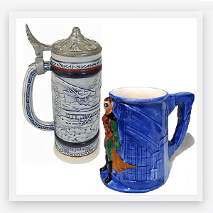 Steins and Mugs