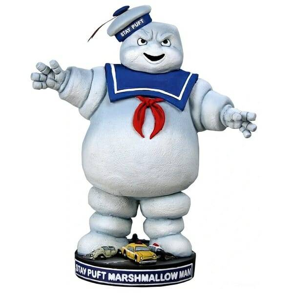 Ghostbusters Puft Bobblehead