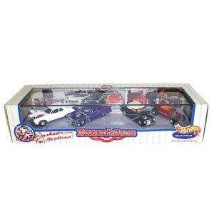 Reggies Cars Hot Wheels Set